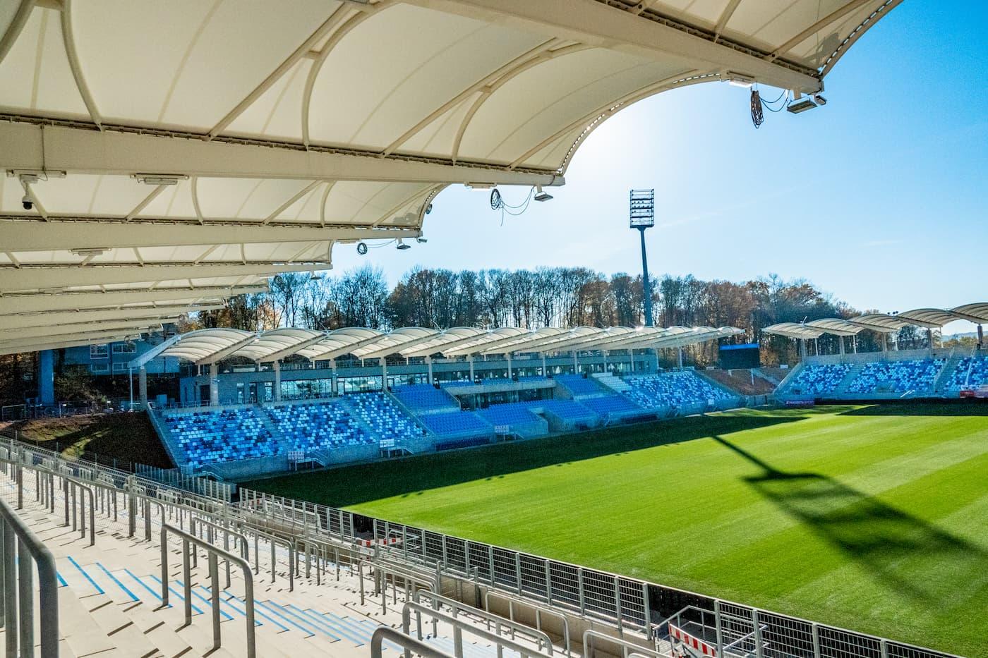 Ludwigsparkstadion Saarbrücken